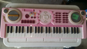 Pink Princess Piano