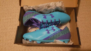 Brand new in the box Under Armour women's soccer cleats