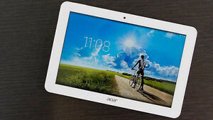 "Acer B3-A20-K2LC 10.1"" WXGA Touchscreen Tablet like new"