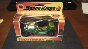 Matchbox Speed kings Street Rod 1970s