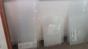 Plexiglass various sizes HALF PRICE