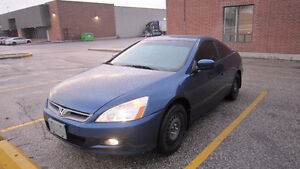 2005 Honda Accord EX-L Coupe in Great Condition