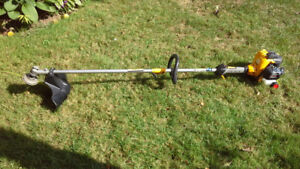 Cub Cadet gas powered trimmer