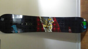 Selling my 5 foot snowboard.