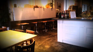 Restaurant/Cafe Completely Renovated for Rent