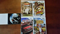 Wii Call of Duty (Black Ops) & Games