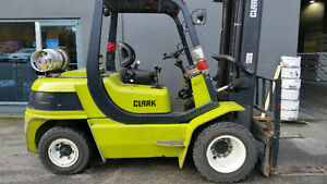 Dual Drive 10,000lb Capacity forklifts for sale