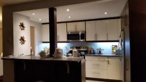 2 BEDROOMS CONDO FOR RENTPRICE: $2300 CAD