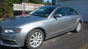 2011 Audi A4 2.0T Quattro **SOLD**