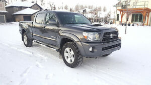 2011 Toyota Tacoma 4X4 Double Cab, Remote Start 32KM ! Immaculat