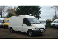 2005 FORD TRANSIT 2.4 TD 350 LWB Panel Van NO VAT