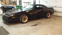 1988 Firebird Trans Am GTA