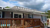 Electric Awning - 15 foot x 12 foot