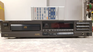 Technics Single-Disc CD Player