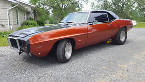 1969 FIREBIRD 455 V8 NEW PRICE