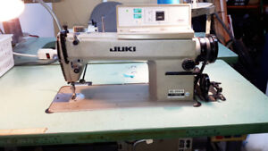 Sewing machine Industrial  Juky