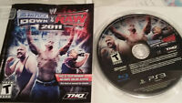 PS3 Game WWE