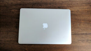 "** MINT ** MacBook Pro Retina 15"" 2013 MBP 1TB SSD Dual Graphics"