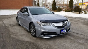 2015 ACURA TLX/TECH FWD SEDAN LOADED WITH ONLY 31 KM