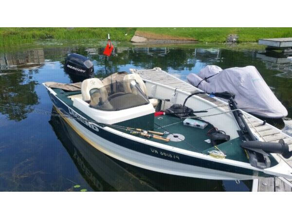 Used 2007 Legend Boats Viper 14.5