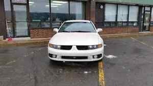 2003 mitsubishi galant good for winter  West Island Greater Montréal image 4