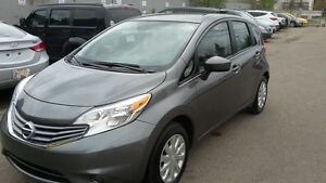2016 Nissan Versa Note S 5MT