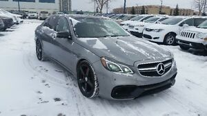 2014 Mercedes-Benz E-Class E63 AMG Sedan