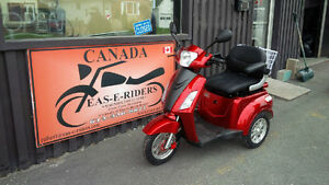 Mobility Tricycles  48 & 6o Volt Cornwall Ontario image 1