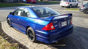 2005 Honda Civic Coupé (2 portes)