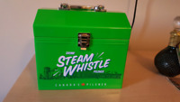 Limited edition  steam whistle pail