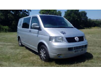 Volkswagen Transporter 1.9TDi PD 102PS SWB T28/T5 S/H A/C 2007