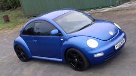 VW Beetle 2001 1.6SRi