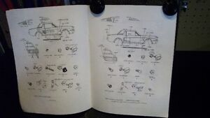 FORD MUSTANG TECHNICAL DIGEST OF PONY CAR INC GT AND SHELBY Kitchener / Waterloo Kitchener Area image 3