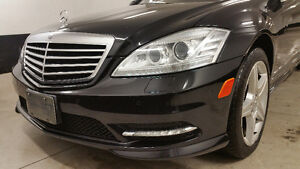 2010 Mercedes-Benz S-Class 550 AMG Package 4matic