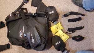 SCUBA outfit - Complete and barely used