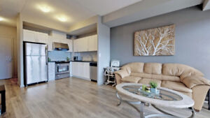 Furnished 1+Den Condo 2 WR Util, Wifi, Parking Incl, Till May 9