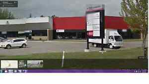 Commercial Warehouse Space Moncton - Sublet 3800 sq $2500.00