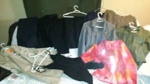 HUGE bag of women's clothing!
