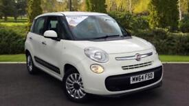 2014 Fiat 500L 1.4 Pop Star 5dr Manual Petrol Hatchback