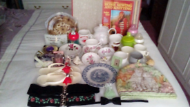 Assorted 60 Item Job Lot! All clean & boxed for easy collection!!