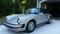 1983 Porsche 911 Targa S/C Coupe (2 door)