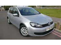 2010 60 Volkswagen Golf/Rabbit 1.2 TSI 5 Door Hatchback