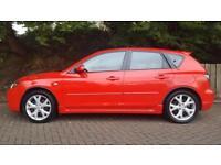 2008 08 Mazda 3 2.0i Sport 5dr 60000mls 2 Prev Owners FSH Xenons Bose Stereo