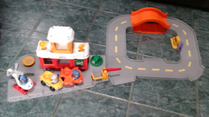Aéroport Little People de Fisher Price