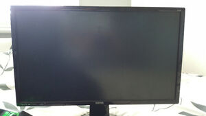 24 inch BENQ led hdmi 60 hz