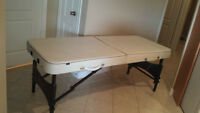 Massage Table asking $150.00