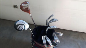 Golf Clubs - Taylor Made / Spectra