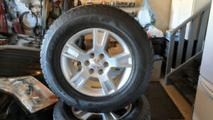 4 - GM Tire Rims for Sale
