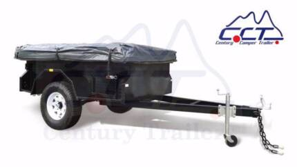CHRISTMAS SPECIAL! 5 TRAILERS ONLY, CENTURY CAMPER TRAILER