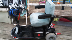 Premier plus 3 mobility scooter